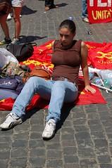 DSC_5037 (i'gore) Tags: roma precari lavoro manifestazione cgil uil lavoratori crescita pensionati fisco occupazione cisl sindacato sindacati disoccupati esodati