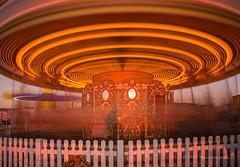 Carousel - Brighton Pier (51) (Malcolm Bull) Tags: sussex pier brighton long exposure ride carousel palace funfair include ch2014wk11 20140315brighton0051edited1web