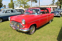 1960 Ford Consul Mk II Convertible