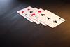 La vida es como el Blackjack... Hay que saber cuando parar (agarca) Tags: game canon eos 22 rojo 21 bokeh negro card ii vida 28 stm 40mm cartas juego blackjack picas baraja yn 460 corazones treboles 650d yongnuo