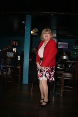 new122795-IMG_8187t (Misscherieamor) Tags: tv transformation feminine cd femme nightclub tgirl transgender mature sissy tranny transvestite crossdress ts gurl tg travestis travesti travestido travestie m2f suedejacket xdresser tgurl traviesa travestito travestit transwoman showingslip sheerjacket