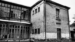 Old Geriatric (Karol MIlos) Tags: old white black abandoned ex hospital sad horror terror geriatric melancholic providencia abandonado terreur hpital geritrico melanclico