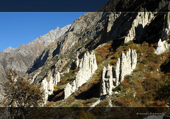 We read the world wrong and say that it deceives us (koushikzworld) Tags: mountain nature trekking photography fuji indian sony himalayas ganga gangotri gomukh carlzeiss shivling bhagirathi uttarakhand gaumukh koushikzworld koushikbanerjee