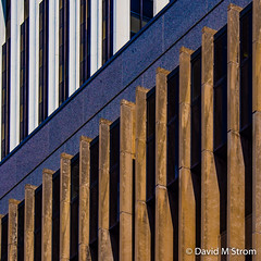 Saint Paul Skyscrapers (David M Strom) Tags: abstract lines architecture shapes minimal saintpaul davidstrom olympusomdem5
