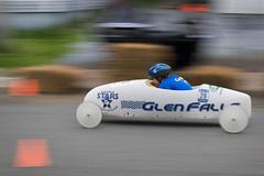 Gotta Go Fast (Adam Curran) Tags: new motion blur saint sport race john outdoors kid soap child box outdoor brunswick newbrunswick nikkor derby racer saintjohn nbphoto nikond3300 d3300