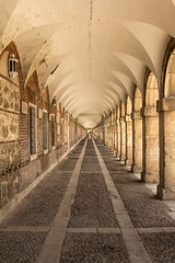 Una mirada al infinito (DinoPC) Tags: madrid arquitectura perspectiva historia aranjuez aranjuez2016