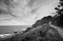 Camn a La ora (Julin Martn Jimeno) Tags: costa mar nikon playa gijon villaviciosa cantabrico 2016 cantabrica ora laora rutaverde d7000 caminalaora serines