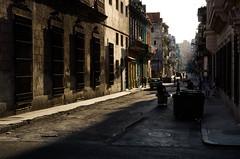Habana - Cuba (Luminor) Tags: leica old sunset streets photography town availablelight havana cuba xv habana backstreets vario apsc