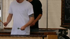 Xylophone Guy Band - Video (swong95765) Tags: music beautiful video percussion band guys entertainment musical custom instruments entertainers aweome
