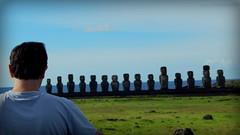 Ahu Tongariki (constanzamella) Tags: chile love rapanui ahu tongariki