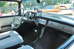 So-Cal Speed Shop Open House 2016 (USautos98) Tags: chevrolet belair interior chevy 1957 hotrod custom streetrod gasser
