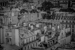 les toits de Paris (picfromparis) Tags: city paris france architecture canon photography capital toit ville parisian parisien exterieur