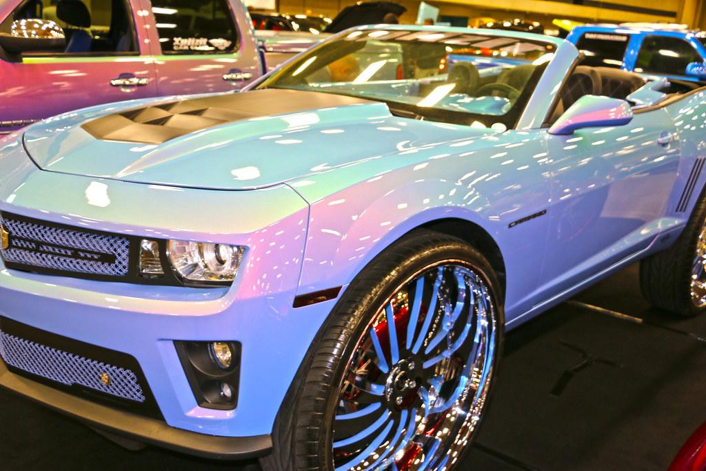 Dallas Lowrider Car Show