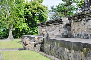 borobudur - java - indonesie 51