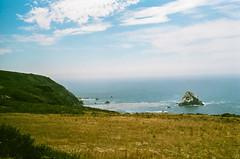 45460021 (danimyths) Tags: ocean california film beach water coast waterfront pacific roadtrip pch pacificocean westcoast californiacoast filmphotography pacificcostalhighway