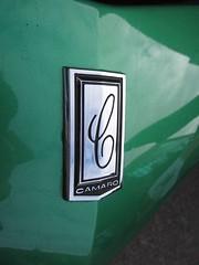 Chevrolet Camaro (Huo Luobin) Tags: meeting goodwood members 2015 73rd