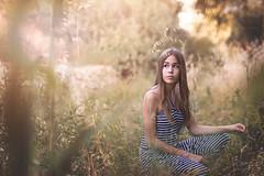 Raquel (Pepe Crdoba) Tags: portrait childhood canon child 85mm
