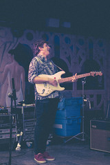 Tyrants (Jake_Slav) Tags: old city uk boy england music playing rock set analog vintage photography photoshoot drum guitar stage hipster band retro photograph indie lincoln aloud vintagestyle tyrants lincolncity durms