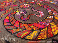Psychedelic Octofish 2015 (UrbanCanvas) Tags: pictures street uk family summer urban music streetart berlin art public festival germany painting giant design big airport paint artist floor artistic outdoor drawing pavement mosaic live events arts picture festivals culture canvas sidewalk event international artists octopus activity psychedelic activities paints tempelhof lollapalooza 2015 urbancanvas screever octofish screeving screevers