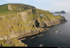 Kerry Cliffs, Ireland (JH_1982) Tags: kerry cliffs nature landscape scenic rock rocks rocky atlantic ocean portmagee skellig ring wild way water ireland eire irland irlande ire irlanda     view viewpoint coast coastline county contae chiarra