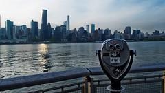 View to Manhattan (Lojones13) Tags: urban newyork cityscape outdoor eastriver viewer