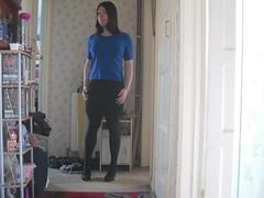 SAM_6690 (Tammys Dead X_x) Tags: tights pantyhose opaqueblacktights