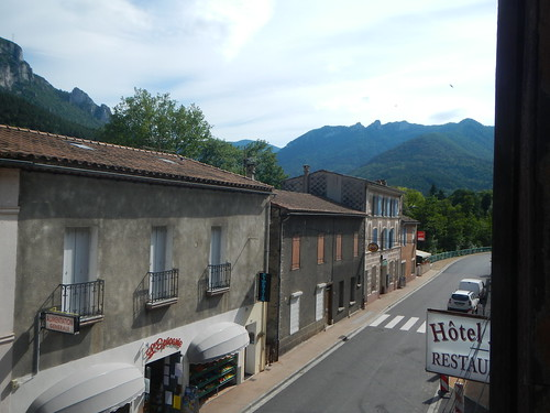 Carcassonne to Axat
