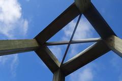A-Frame in Zealandia (Andos_pics) Tags: newzealand reservoir wellington karori zealandia