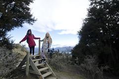 (Bronte Lockwood) Tags: travel girls snow trek nikon iron walk mount trail nz otago hippie pure wannabe lovewanaka