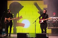 tributo al disco 'The Wall' de Pink Floyd-9 (RevistaCulturalSono) Tags: pinkfloyd teatrolibre fotosleginik classicstonetributeband