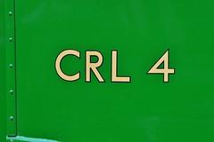 CRL4 (PD3.) Tags: bus london buses museum vintage coach 4 transport surrey trust routemaster preserved slt 59 preservation psv pcv crl brooklands 2016 aec slt59 lbpt crl4 cobhaml