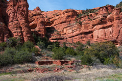 Palatki Heritage Site (Coconino National Forest) Tags: arizona forest outdoors ruins unitedstates sedona nativeamerican redrocks verdevalley coconinonationalforest forestservice usfs sinagua heritagesite redrockrangerdistrict