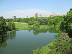 View from the Top (toast_jr) Tags: newyorkcity newyork centralpark turtlepond belvederecastle