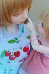 Nose ♥ (AidaOtaku_Photos) Tags: ball doll sd bjd fairyland ante jointed ltf hael supiadoll littlefee