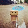 17/52: April Showers (aebphoto) Tags: rain umbrella bokeh frommyphone iphone aprilshowers 1752 week17 rainshowers annarbormi project52 week1752 revoltechdanbo instagram iphone4s worldofdanbo danbo52