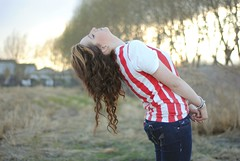 +3 In Comments (TristanKittl) Tags: lighting summer usa canada nature girl fashion photo spring edmonton bokeh memories michelle curls location alberta reminiscent omgyes