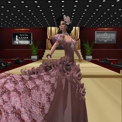 GLAMOUR WINTER SHOW _SOLOEVANE MODELS (Shena Neox Fellini Couture Muse) Tags: world model vanity virtual glam miss mundo affair hamer shena chrisy neox soloevane