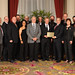 Representatives of J.L. Richards & Associates Limited accepting an a Water Resources Award of Excellence / Représentants de J.L. Richards & Associates Limited qui acceptent un prix d'excellence en ressources hydriques