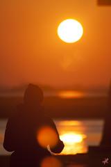 Contemplating.............. (Japa 森) Tags: venice sunset italy backlight contraluz veneza pôrdosol venezia itália torcello veneto