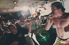 Turnstile (Nathan Congleton) Tags: records ice metal trapped md punk reaper live under mosh performance baltimore pit hardcore turnstile doggs