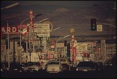 Street scene in East Las Vegas, May 1972
