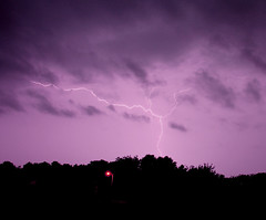 Lightning 5/7/2012 (oneryarlys) Tags: texas lightning storms mygearandme