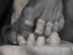 Detail, Ugolino and His Sons (rwchicago) Tags: nyc newyorkcity summer sculpture newyork ugolino romanticism carpeaux jeanbaptistecarpeaux ugolinoandhissons