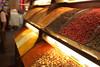 Egyptian Market / Spice MArket, Istanbul (knightinz) Tags: istanbul spicemarket egyptianmarket riotofcolours porcelainwares colourfulglassware
