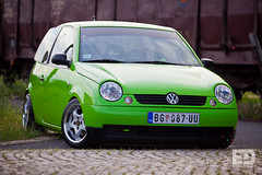 "Maxa's Green VW Lupo • <a style=""font-size:0.8em;"" href=""http://www.flickr.com/photos/54523206@N03/7166538944/"" target=""_blank"">View on Flickr</a>"