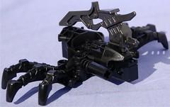 Bioni-Beetle (Mantis.King) Tags: bionicle mecha mech microscale mechaton mobileframezero