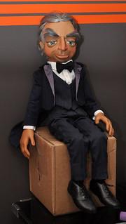 Parker Puppet