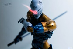Cyborg Ninja (Gray Fox) - Metal Gear Solid - Play Arts Kai (sir_winger) Tags: mgs grayfox metalgearsolid cyborgninja playartskai