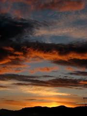 #4 (Alice Protto) Tags: sunset sun mountain art love primavera colors beautiful clouds canon tramonto nuvole foto photographer photos fotografia sole stillness montagna printemps arancione happyness meravigliadellanatura