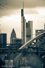 City (Charles Schrader - GrandmaProductions) Tags: skyline airport deutschebank frankfurtmain commerzbank ezb alteoper europischezentralbank petraroth charlesschrader